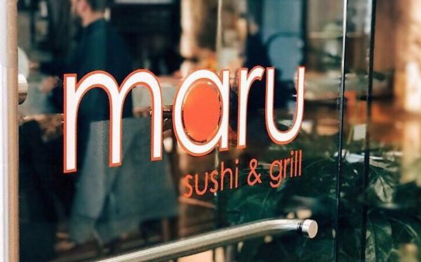 PHOTO VIA INSTAGRAM, MARU SUSHI