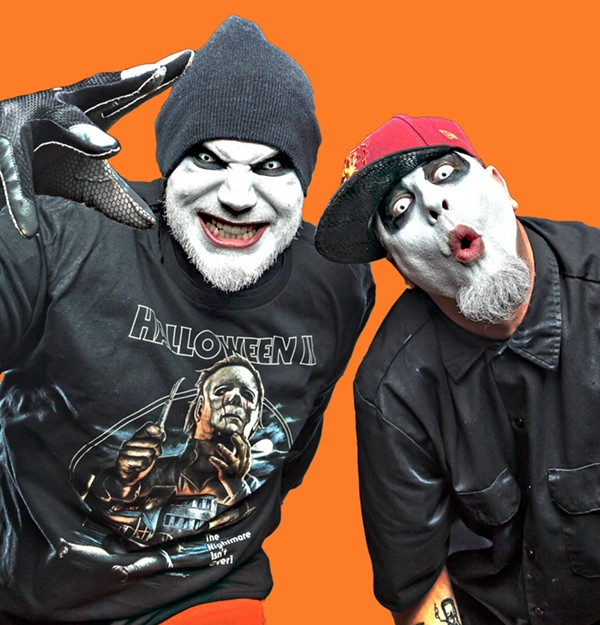 Twiztid. - COURTESY PHOTO