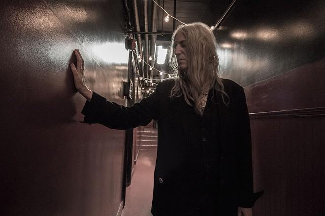 Patti Smith. - STEVEN SEBRING