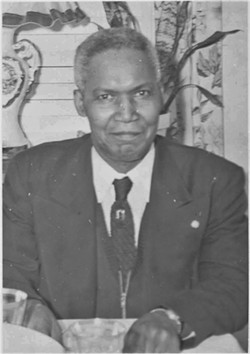 Even before its incorporation in the 1920s, Hamtramck's village council had a black legislator, Ordine Toliver. - COLLECTION OF GREG KOWALSKI