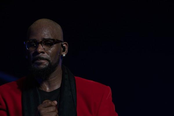 R. Kelly will perform at Little Caesars Arena tonight. - SHUTTERSTOCK