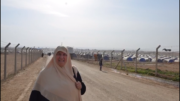 Refugee camps in Iraq - COURTESY OF IMAN JASIM