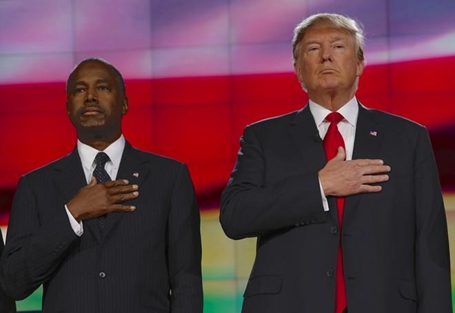"""I pledge allegiance to the almighty dolla dolla bill, ya'll."" - SHUTTERSTOCK"