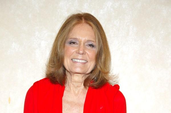 Gloria Steinem. - SHUTTERSTOCK