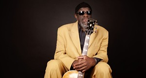 James 'Blood' Ulmer returns for the Detroit Jazz Festival