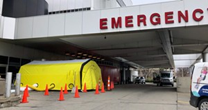 Metro Detroit hospitals overwhelmed with crush of coronavirus patients, lack of supplies