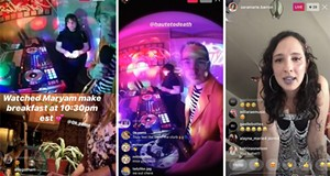 In the age of coronavirus, metro Detroit artists, businesses, and DJs are turning to livestreaming — and it's making us closer than ever