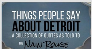 Giving by the book: A rundown of Detroit tomes for the literates in your life