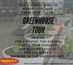 Deneweth's Garden Center Free Greenhouse Tour