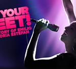 Detroit Concert for a Cure: On Your Feet!