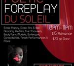 Poetic Foreplay Du Soleil
