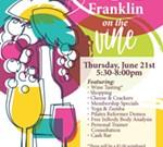 Franklin on the Vine