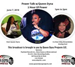 Power Talk w/Queen Dyna, 1Hour Of Power