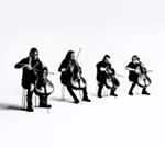Apocolyptica Plays Metallica by Four Cellos