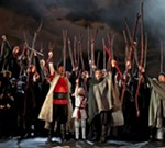 Royal Opera presents Macbeth
