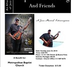 An Afternoon of Jazz with Ralphe Armstrong & Friends