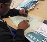 Denby High School Students Design Exhibition