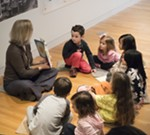 Storytime at the Museum: Ann Arbor Japan Week