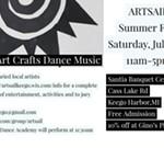 ARTSAIL's 3rd Annual Art Show-Summer Fest