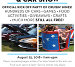 13th Annual Car Show & Family Fest