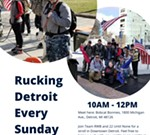 Rucking Detroit Every Sunday
