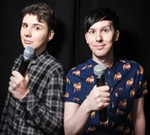 Dan and Phil: Interactive Introverts