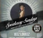Speakeasy Sundays August All Star Revue!