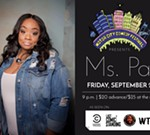 Ms. Pat at Motor City Comedy Festival