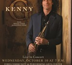Kenny G Live in Concert with Special Guest Alexander Zonjic