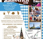 13th Annual St. Joseph Oktoberfest