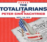 THE TOTALITARIANS by Peter Sinn Nachtrieb