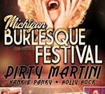 6th Annual Michigan Burlesque Festival