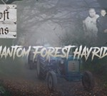 Phantom Forest Hayrides
