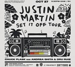 The Magic Stick and Paxahau Present: Justin Martin Set It Off Tour