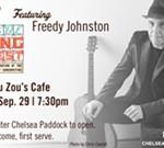 Freedy Johnston Live!