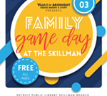 Detroit Family Game Day