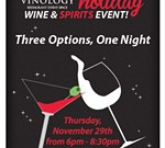 Holiday Wine & Spirits Event