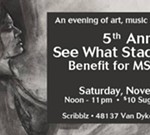 See What Stacey Started Benefit for MS Research