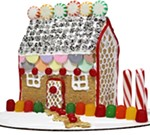 Super Sprouts Kids Club: Gingerbread-style House
