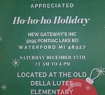 Holiday Craft And Vendor Show Fundraiser