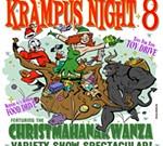Krampus Night 8 - A Holiday-ish Charity Extravaganza!