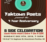 Yaktown Poets: 4 Year B-Side Celebration!