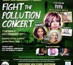 Eden Park Community Project: Fights The Pollution Concert with Hip Hop Legend YOYO & R&B Singer Dondria