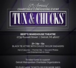 8th Annual Tux and Chucks Charitable Fundraiser
