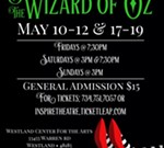 """Inspire Youth Theatre presents, """"The Wizard of Oz"""""""