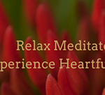 Free Meditation and Relaxation session every week