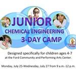 Junior Chemical Engineering