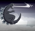 Call For Art: Godzilla Returns