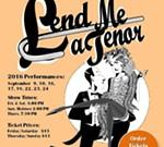 "Ken Ludwig's ""Lend Me a Tenor"""
