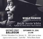 Uncle Jessie White - Portrait of a Delta Blues Man Documentary
